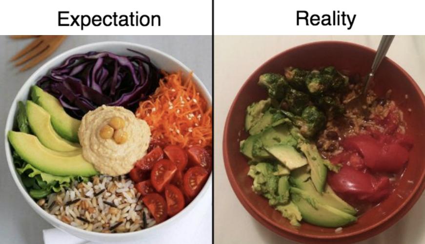 Veselīgs uzturs: iedomas un realitāte.
